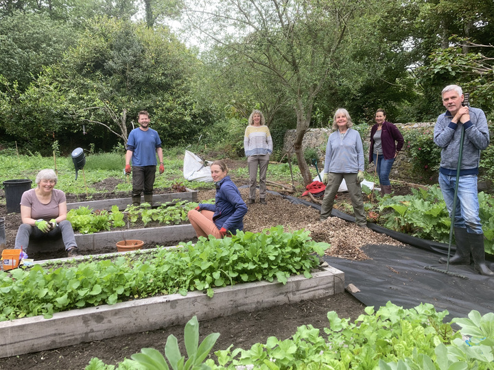 Blooming Marvellous – community gardens and how to fund them