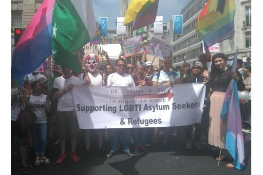 Fighting for the rights of LGBTQI+ asylum seekers