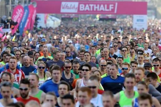 Local charities embrace the Bath Half Marathon 2018